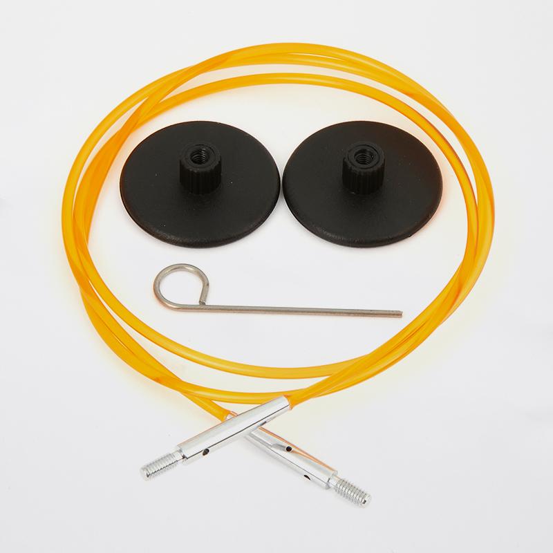 Knitterspride Normal Cords Orange 1
